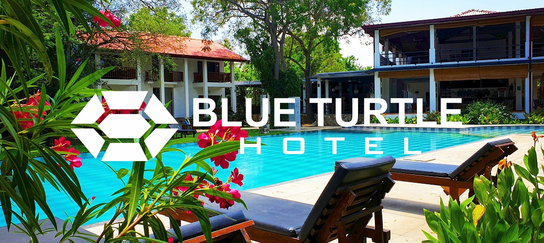Banner of the Blue Turtle Hotel